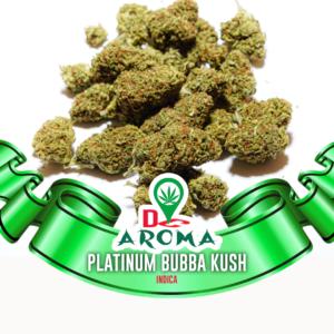 Platinum Bubba Kush